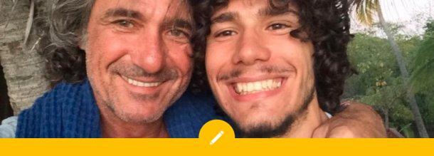Parla Franco Antonello: un papà orgogliosissimo!