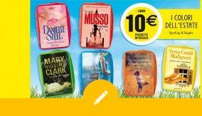 I colori dell'estate - acquista un libro ricevi subito la pochette!