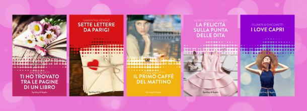 Storie d'amore, città piene di romanticismo e atmosfere da sogno: tutto a 3,99 euro!