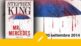 Mr Mercedes: il nuovo libro di Stephen King