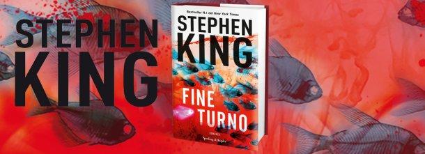 Con FINE TURNO si chiude la trilogia poliziesca di Stephen King