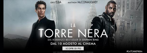 La saga capolavoro di Stephen King arriva al cinema.
