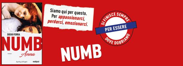 NUMB - ANNA di Diego Ferra