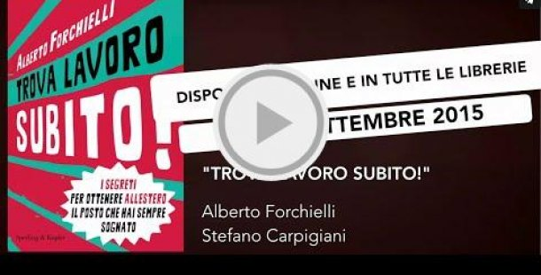 Guarda il booktrailer del libro