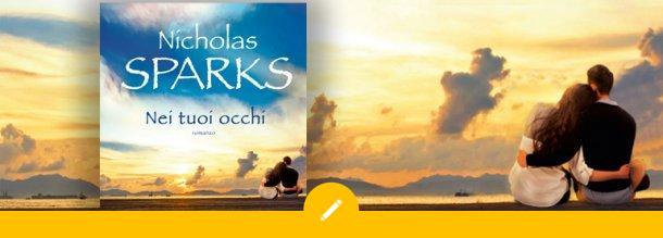 A gennaio il nuovo romanzo di Nicholas Sparks