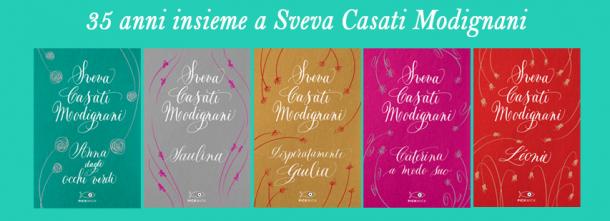 """In occasione dei 35 anni dall'uscita di """"Anna dagli occhi verdi"""", cinque romanzi in un'edizione speciale."""
