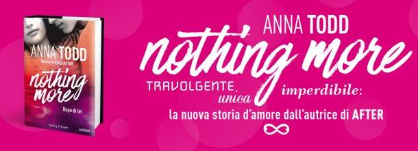 Siamo tutti in cerca di un amore infinito. Niente di più. Niente di meno.