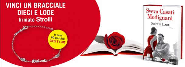 Partecipa e vinci: in palio i bracciali creati da Stroili e ispirati al romanzo di Sveva!