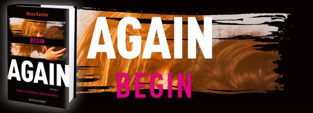 AGAIN: una nuova serie bestseller, intrigante e romantica.