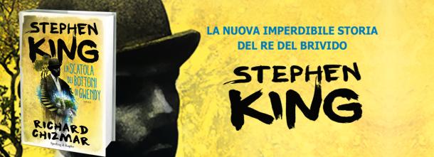 Stephen King ci porta a Castle Rock con una nuova storia...