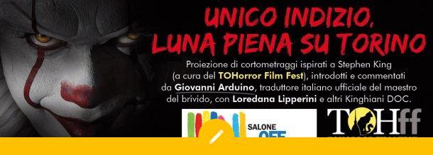 Stephen King e una giornata al Salone del libro di Torino